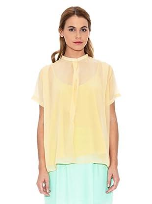 American Vintage Camisa Oversize (Níspero)