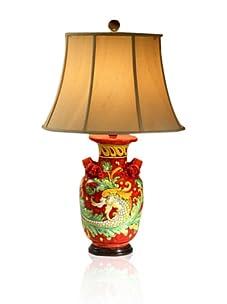 """Aqua Vista Redielli Homage Table Lamp, 30"""""""
