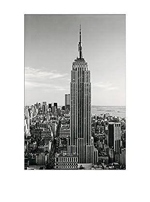 ARTOPWEB Wandbild Silberman Empire State Building 175x115 cm