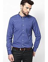 Blue Casual Shirt John Players