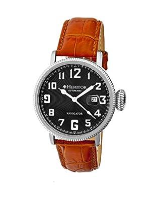 Heritor Automatic Uhr Olds Herhr3204 camel 50  mm