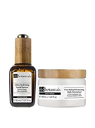 Dr Botanicals Kit Facial 2 Piezas Ultra-Hydrating+Free-Radical Protecting