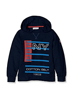 Cotton Belt Sudadera con Capucha