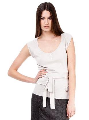 Caramelo T-Shirt (Grau)