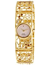 Titan Raga Analog Mother of Pearl Dial Women's Watch - NE9932YM01J