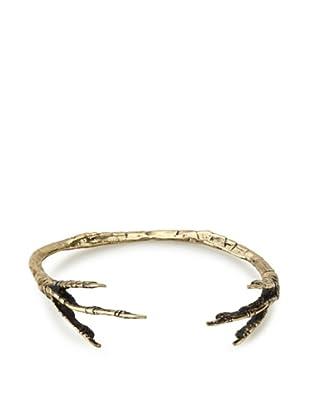 BoyNYC Brass Oxidize No Trace Left Behind Cuff Bracelet