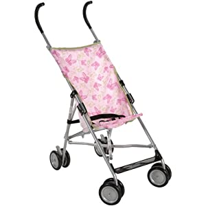 Cosco Umbrella Stroller, Butterfly Dreams  (Discontinued by Manufacturer)