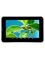 UBI Slate 7CZ Tablet (WiFi, 2G, Voice Calling), Black