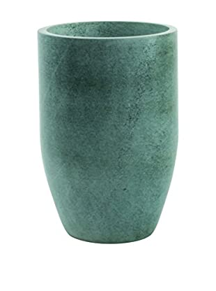 Canvas Home Soapstone Tumbler, Grey/Green