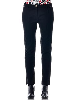 Eccentrica Pantalón Chino (negro)