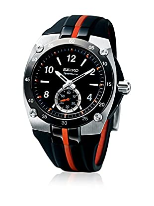 SEIKO Uhr mit japanischem Quarzuhrwerk Unisex SRK025 42 mm