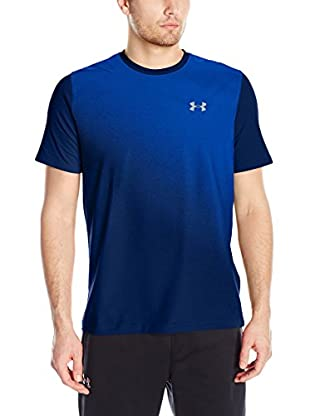 Under Armour Camiseta Manga Corta Left Chest Spray Gradient Ss
