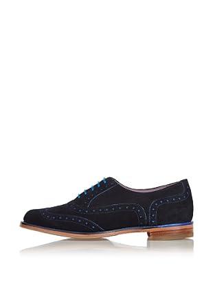 George Webb Zapatos Freya (Azul / Negro)