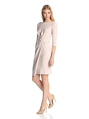 KaufmanFranco Women's Draped Wrap Dress (Camilla)