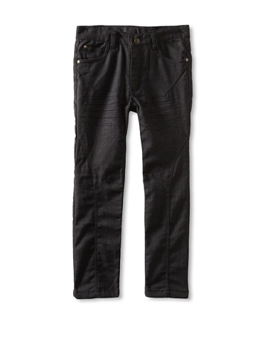 Fore!! Axel and Hudson Boy's Flannel Work Pant (Stone)