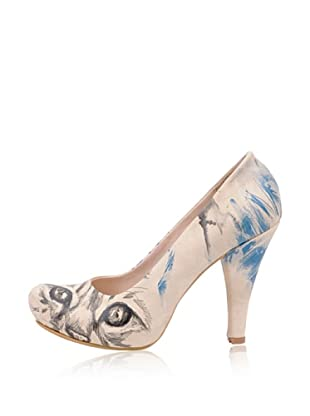 Dogo High Heel Deepness (Creme)