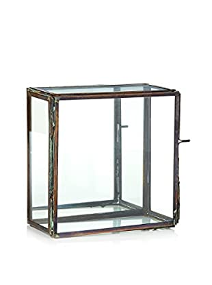 Sage & Co. Small Glass Terrarium