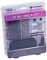 DSLite 10 in 1 Deca Kit - Black