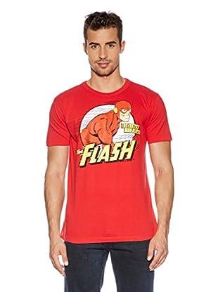 Logoshirt T-Shirt Dc Flash