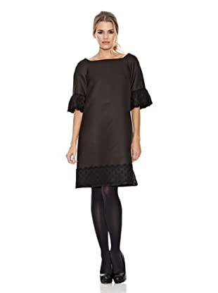 Monoplaza Vestido Lyon (Negro)