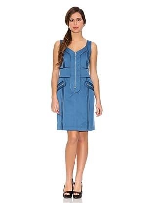 Jota + Ge Vestido Vergara (Azul)