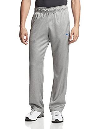 PUMA Men's Knit Pant (Athletic Gray Heather)