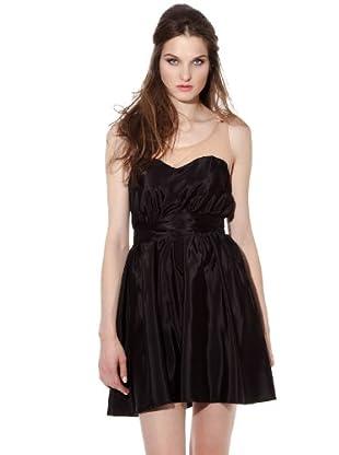 Guess Vestido (negro / nude)