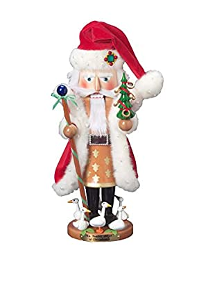 Kurt Adler Limited-Edition Musical 12 Days of Christmas Nutcracker