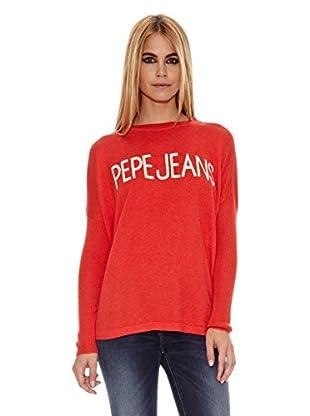 Pepe Jeans London Jersey Barry (Rojo)