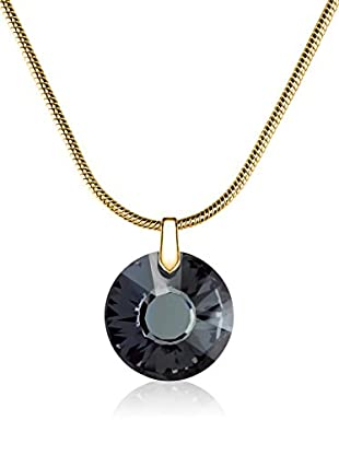Philippa Collar Sun metal bañado en oro 24 ct