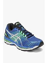 Gel-nimbus 17 Blue Running Shoes Asics
