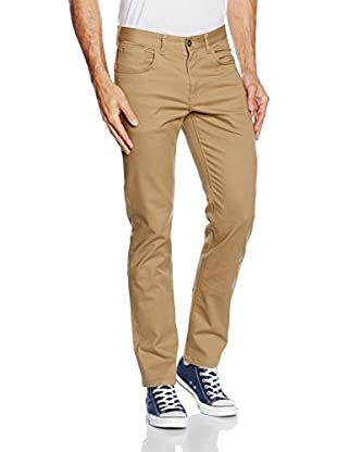 Dockers Pantalón 5 Pocket On The Go(Slim) Carmel Khaki