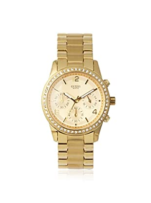 GUESS Women's W16567L1 Classic Gold-Tone Stainless Steel Watch