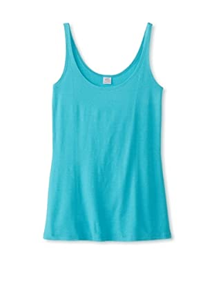 Only Hearts Women's So Fine Skinny Tank (Turquoise)
