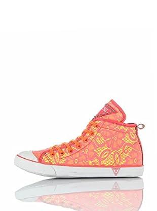 Guess Hightop Sneaker Fl1Jkylac12