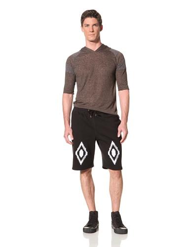 Zen Mechanics Men's Inuit Shorts (Black)
