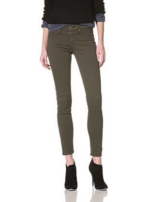 Henry & Belle Women's Super Skinny Jean (Caper)
