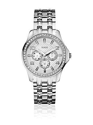 Guess Reloj de cuarzo Lady Exec Plateado 40  mm