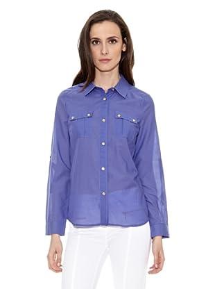Cortefiel Camisa Algodón / Seda