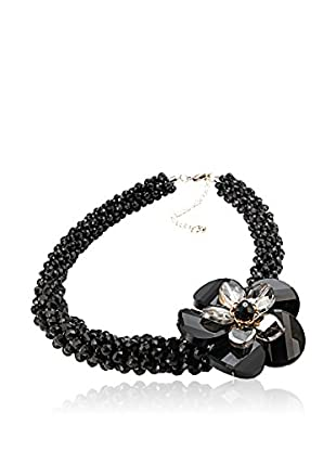 Chamay Halskette  schwarz
