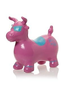 Waliki Toys Benny the Bull Rider, Purple