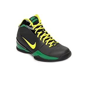 Nike Men Black Air Quick Handle Sports Shoes