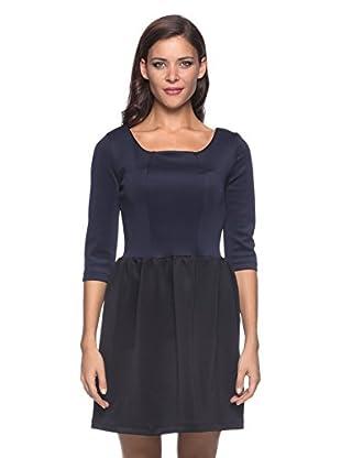 Blue Glance Kleid