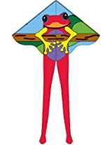 HQ 48-Inch Simple Flyer Kite (Froggy)