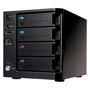【クリックでお店のこの商品のページへ】I-O DATA RAID 6対応 ビジネスNAS LAN DISK XV 1.0TB 2ドライブモデル HDL-XV1.0/2D