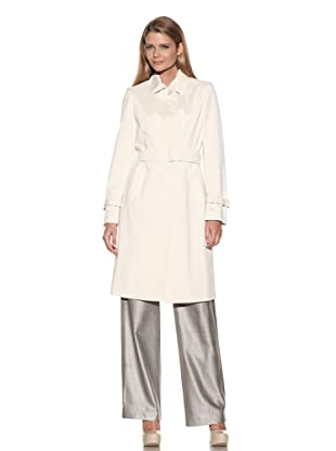 Loro Piana Women's Hollywood Trench Coat (Nougat)