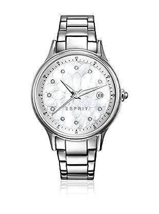 Esprit Uhr mit japanischem Uhrwerk Woman silberfarben 36 mm