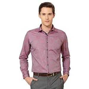 Van Heusen Men Slim Fit Shirt_VDSF314E02987_ 44