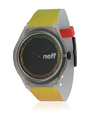 Neff Quarzuhr Clear mehrfarbig 35  mm