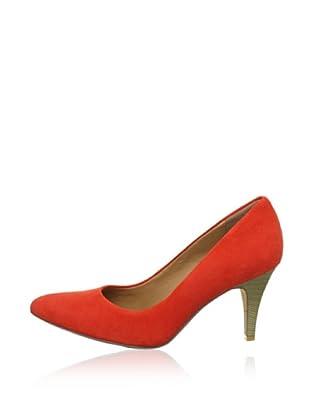 Clarks Zapatos Cedar Chest (Naranja)